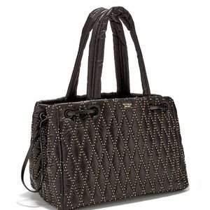 Victoria's Secret Glam Rock Quilted Tote Women's